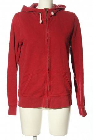 FatFace Sweatjacke rot Casual-Look