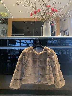 Faux Fur Jacke aus Südkorea - Neue