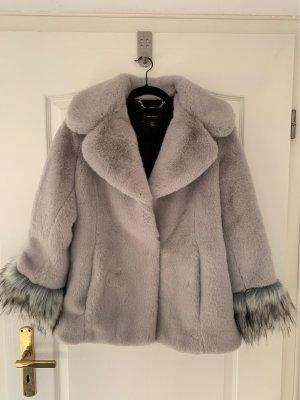 Faux Fur Jacke GrXS