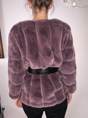 Outdoor Jacket purple