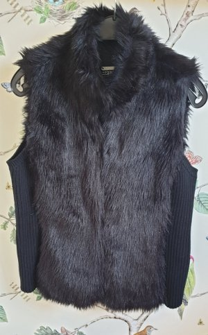 Faux Fur Pelzweste, Fellweste, Esprit Collection,  Gr. 34