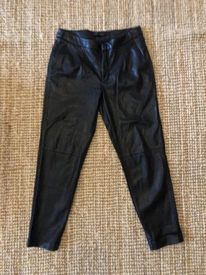 Faux Leather Pants / hose