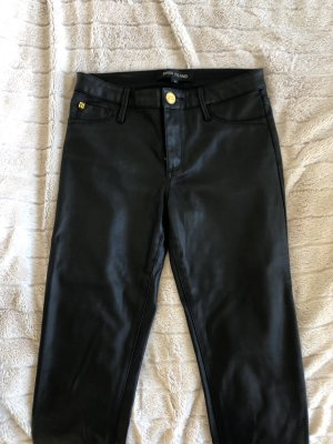 Faux leather pants, River Island, size 6 (34)