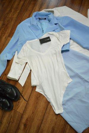 Favorite Tee Bodysuit weiss Gr. 38 Fashion Nova