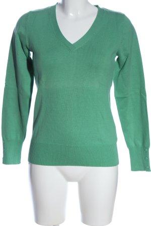Favourite Basics V-Ausschnitt-Pullover