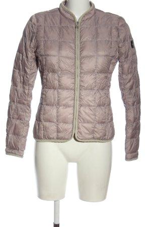 FAY Giubbotto trapuntato rosa motivo trapuntato stile casual