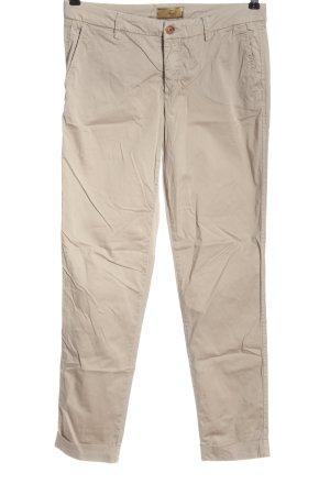 FAY Pantalone jersey crema stile professionale