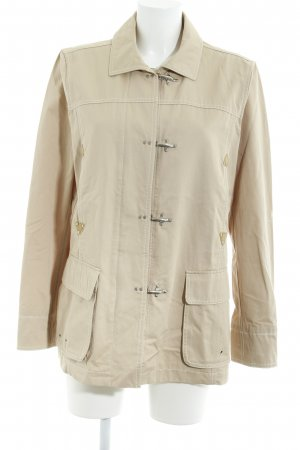 FAY Übergangsjacke beige-creme Casual-Look