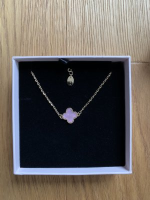 Faye Armband Pink Seashell Blossom Gold