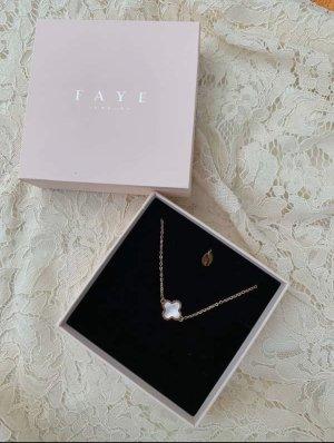 Faye Armband Rosegold mit Seashelleinsatz