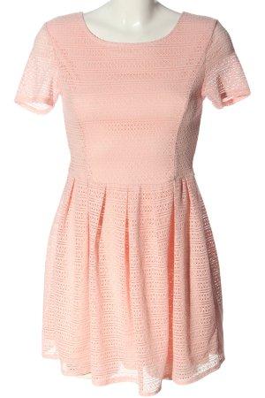FB Sister A-Linien Kleid nude Elegant