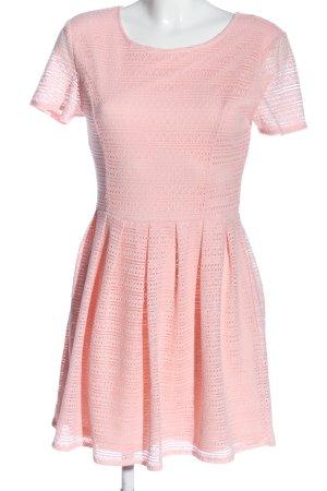FB Sister A-Linien Kleid pink Elegant