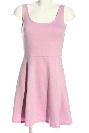 FB Sister A-Linien Kleid pink Casual-Look
