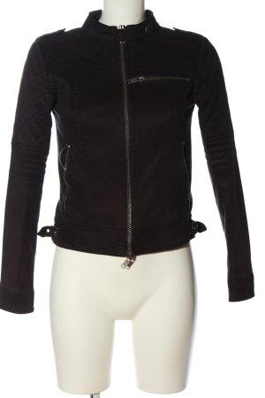 FB Sister Biker Jacket brown casual look