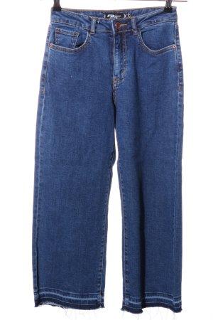 FB Sister Jeans bootcut bleu style décontracté