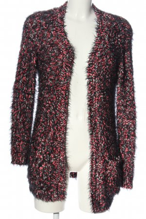 FB Sister Cardigan Allover-Druck Casual-Look