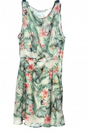 FB Sister Cut Out Dress allover print casual look