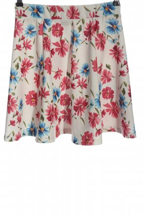 FB Sister Flared Skirt allover print casual look