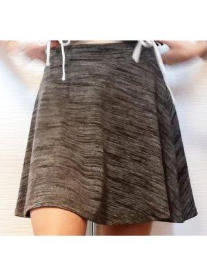 FB Sister Skaterska spódnica jasnoszary-szary