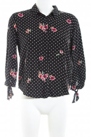 FB Sister Hemd-Bluse Blumenmuster Casual-Look