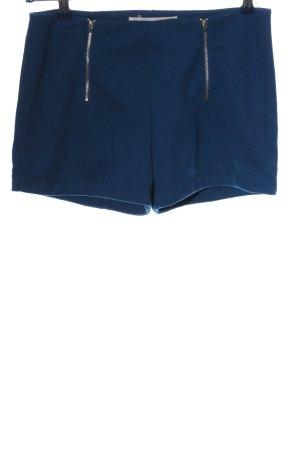 FB Sister Hot Pants blau Casual-Look