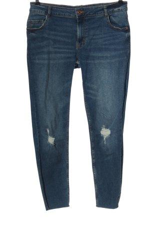 FB Sister Skinny Jeans blau Casual-Look