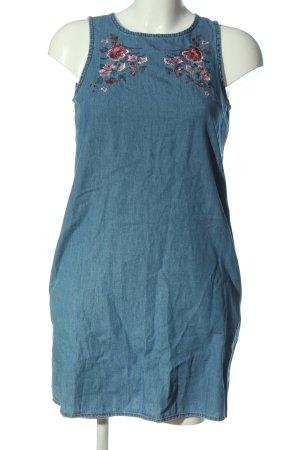 FB Sister Jeanskleid blau Casual-Look