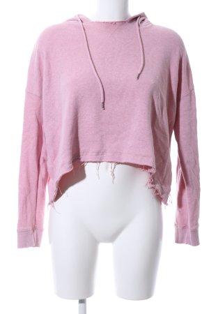 FB Sister Kapuzenpullover pink Casual-Look