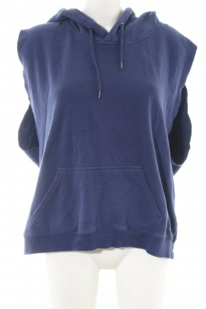 FB Sister Capuchon vest blauw casual uitstraling