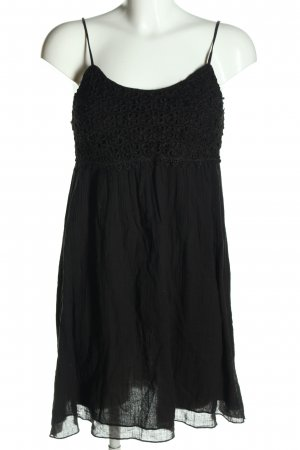 FB Sister Mini Dress black casual look