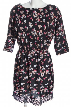 FB Sister Mini Dress flower pattern elegant