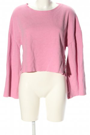FB Sister Oversized Pullover pink Casual-Look