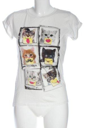 FB Sister Camiseta estampada estampado temático look casual