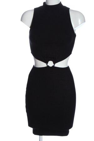 FB Sister Pulloverkleid schwarz Elegant