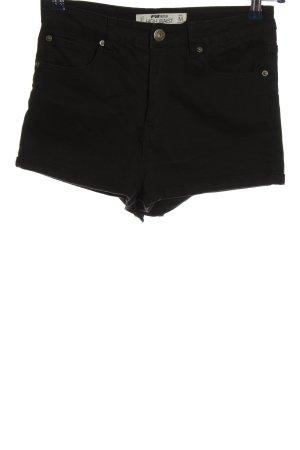 FB Sister Shorts schwarz Casual-Look