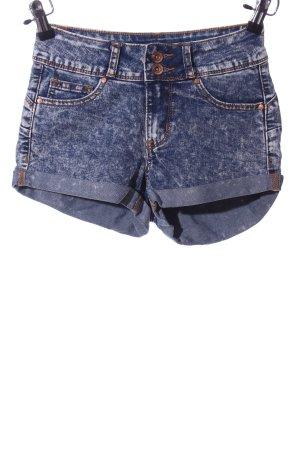 FB Sister Shorts blau Casual-Look