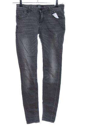 FB Sister Skinny Jeans grau