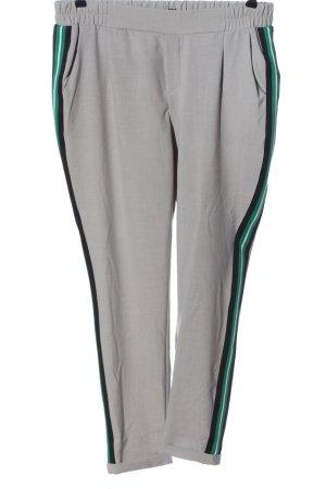 FB Sister Pantalon en jersey moucheté style décontracté