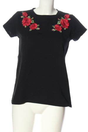FB Sister T-Shirt schwarz Casual-Look