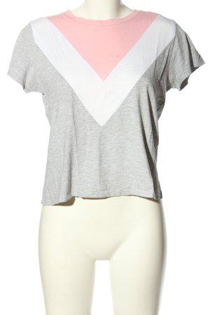 FB Sister T-Shirt meliert Casual-Look