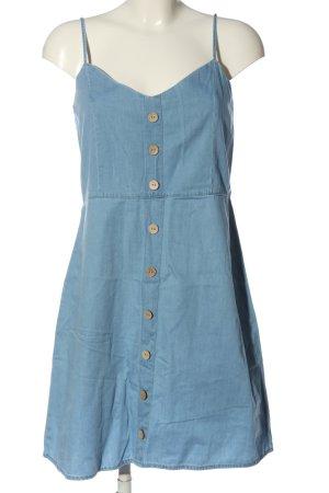 FB Sister Trägerkleid blau Casual-Look
