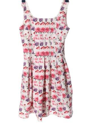 FB Sister Pinafore dress allover print elegant