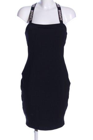 FB Sister Pinafore dress black elegant