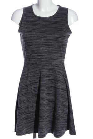 FB Sister Pinafore dress light grey flecked casual look