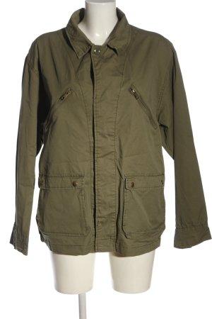 FB Sister Between-Seasons Jacket khaki casual look