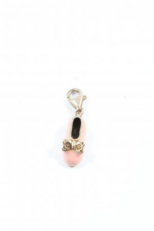 FBM Ciondolo argento-rosa stile casual