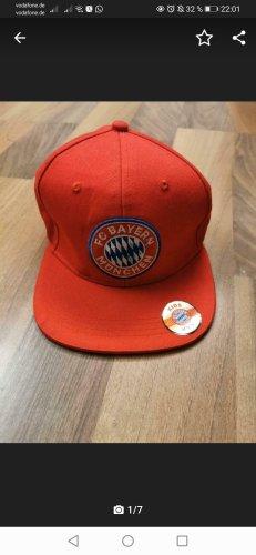 FC Bayern München Baseballówka czerwony