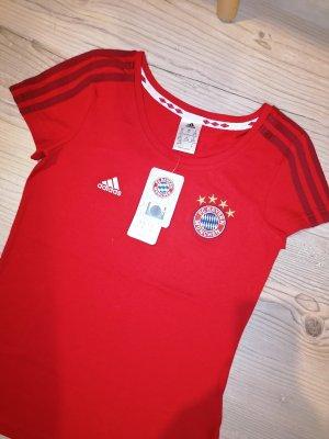 FC Bayern München-Adidas T-shirt Gr. XS