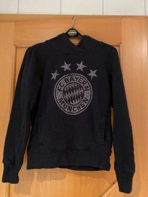 FC Bayern München Jersey con capucha negro