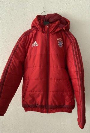 Adidas Winter Jacket red